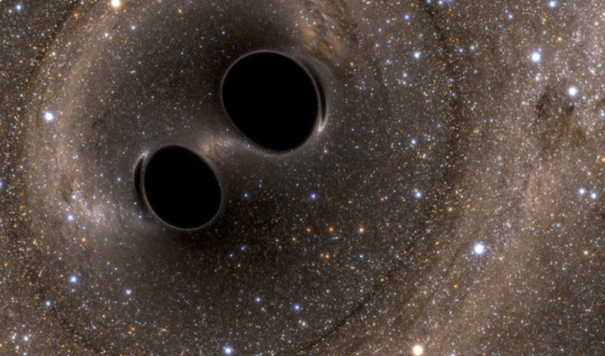 The discovery of gravitational waves